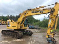 Komatsu PC228USLC 10 Excavator For Sale 1877 4