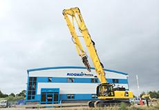 28m High Reach Demolition Excavator