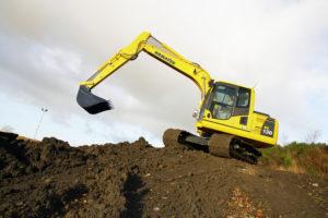 PC130 Excavator Hire