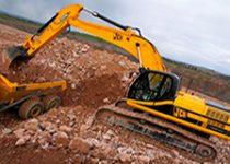 30 ton excavator hire
