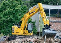 20 ton Zero Tail Swing Excavator