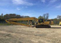 Long Reach Excavators For Sale
