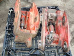 Hydraulic Miller Quick Hitch for sale