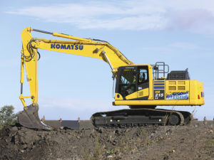 Komatsu HB215LC Hybrid