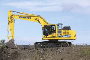 HB215LC Excavator Hire