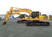 Thirty ton excavators for sale