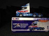 Scania T cab Corgi model