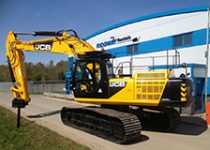 JCB JS360 Excavator