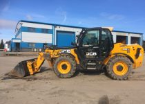 JCB Telehandler For Sale