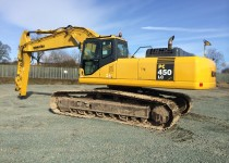45 Ton Excavators For Sale
