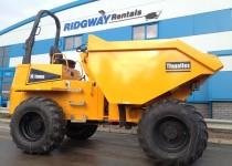 New Thwaites ten ton dumper