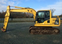 Thirteen ton komatsu PC 130 for sale