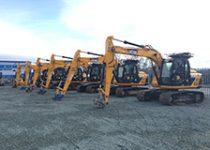 13 ton jcb hire