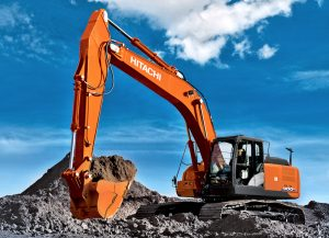 Hitachi 30 Ton Excavator Hire