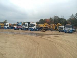 Ridgway haulage fleet