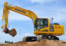 Komatsu PC210LCi GPS Excavator