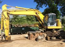 used construction equipment sales