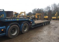 4 Axle Trailer For Sale