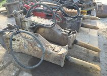Used Hydraulic Breakers For Sale