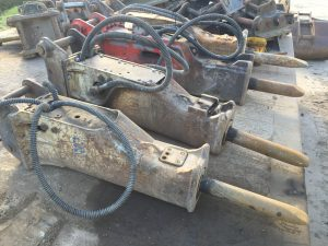 hydraulic breaker for sale