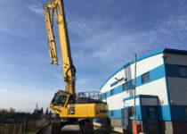 30 Metre High Reach Demolition
