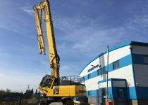 30 Metre High Reach Demolition Excavator