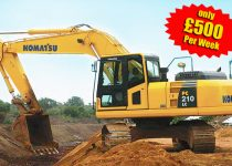 The Ridgway Winter Deal 2017 offers huge savings on Plant Hire throughout 2017