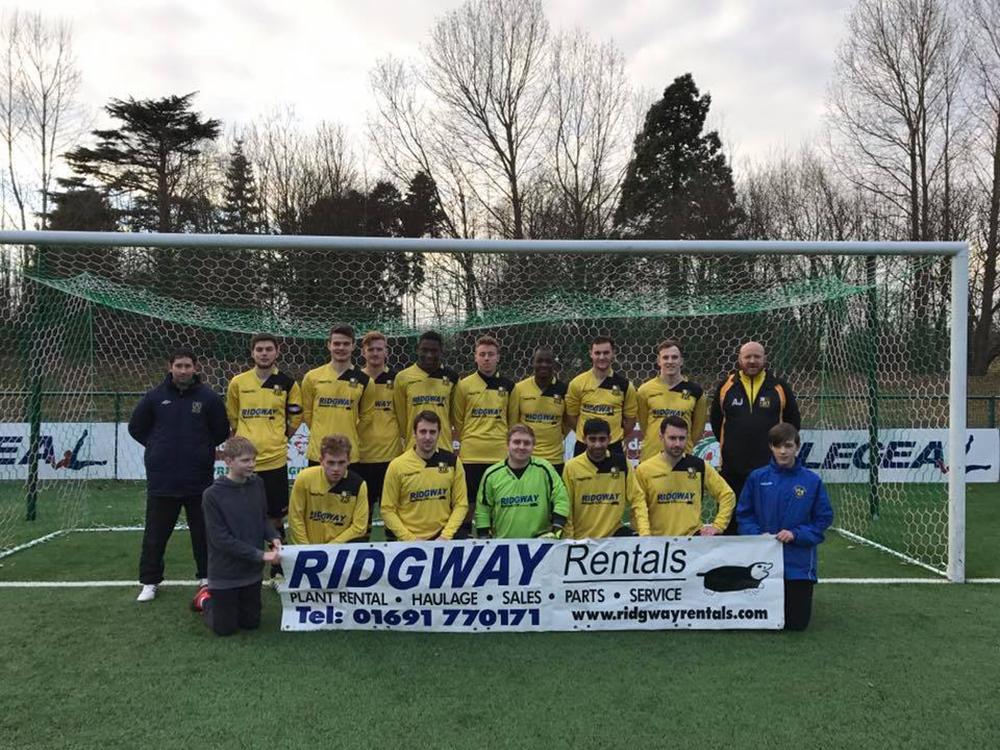 Ridgway Rentals Sponsors St. Martins Football Club