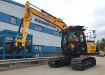 13 ton JCB for hire
