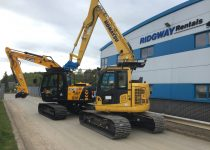 Choose which Excavator