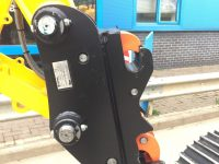JCB Hire - Quick Hitch