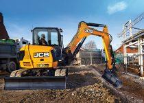 JCB 8 Ton Mini Digger Hire