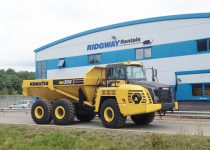 Dump Truck Contract Hire