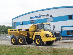 Dump Truck Contract Hire