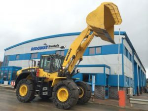 Loading Shovel Contract Hire