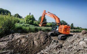 Hitachi ZX 225 USLC ‑6 Excavator