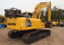 Used Excavator Sales - PC210 Off to Africa