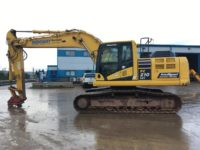 PC210LCi 10 451882 GPS Excavator For Sale