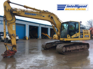 PC210LCi 10 GPS Excavator For Sale
