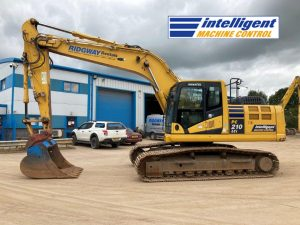 PC210LCi GPS Excavator For Sale 882 1