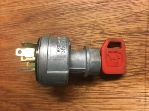 Bell Ignition Switch 206258