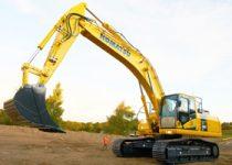 35 Ton Excavator Hire