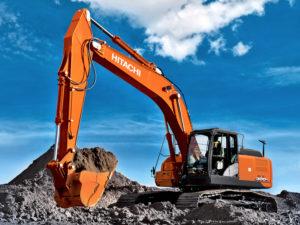 Hitachi ZX300LC Excavator
