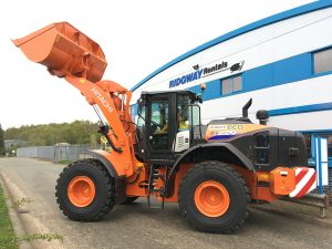 Hitachi Wheel Loader Hire