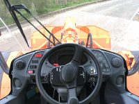 Hitachi Wheel Loader Hire 360° visibility