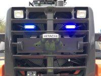 Hitachi Wheel Loader Hire Stage IV engine