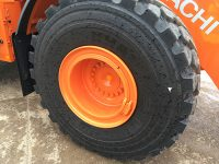 Hitachi Wheel Loader Hire wheel
