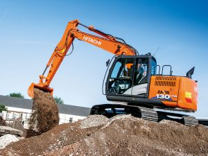 ZX130 Hitachi Plant Hire