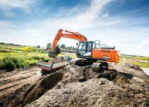Hitachi ZX210 LC-6 20 Ton Excavator