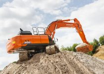 Hitachi ZX350 Excavator Hire